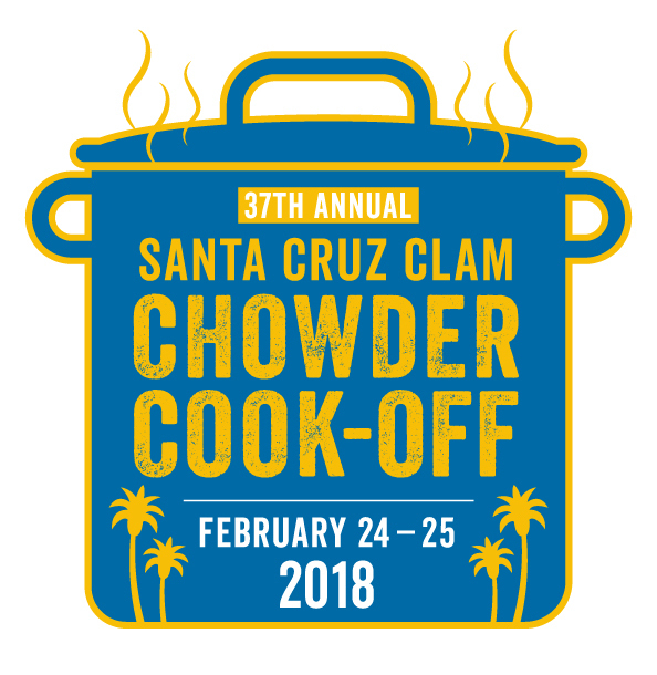 Clam Chowder Cook Off 2018 logo