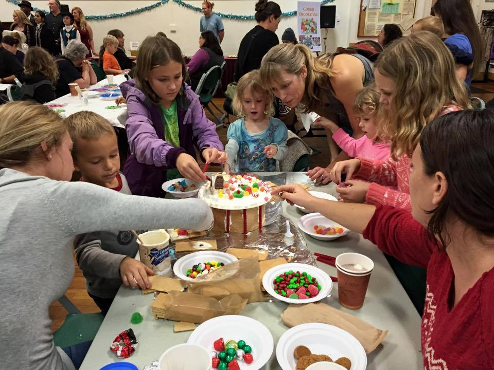 Graham Cracker House Competition