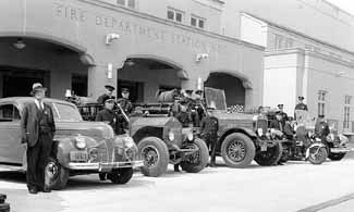 Santa Cruz Fire Station 1941