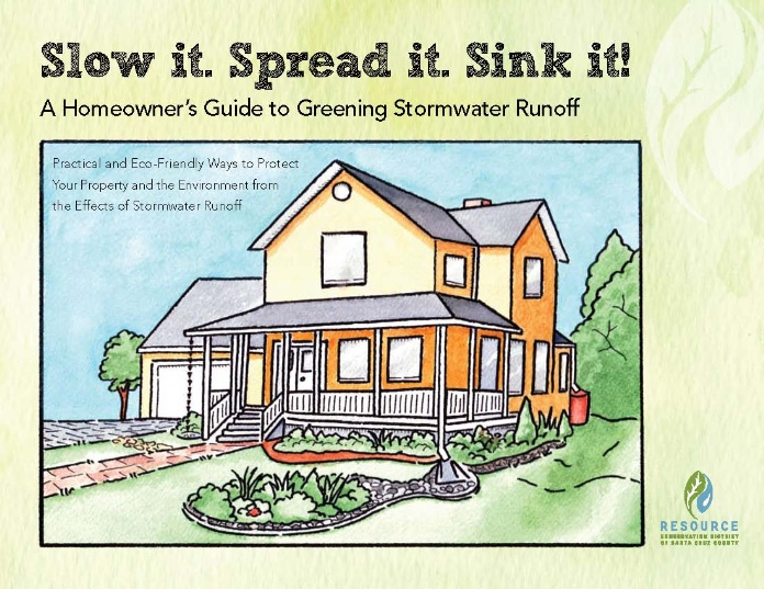 Home Owners Guide to Greening Stormwater Runoff