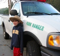 You to can be a junior ranger.