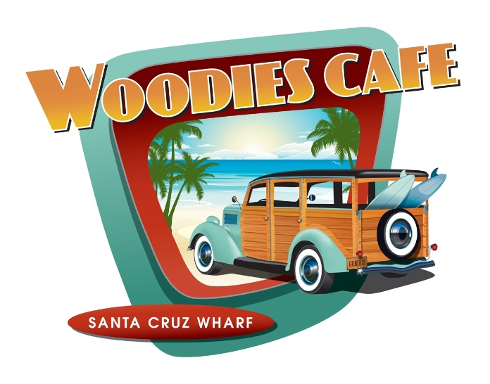 Woodies Grill Logo