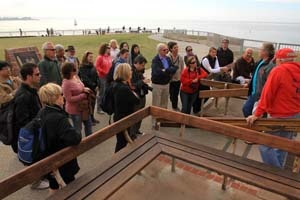 Santa Cruz Surfing Museum hosts 26 Tourism Officials