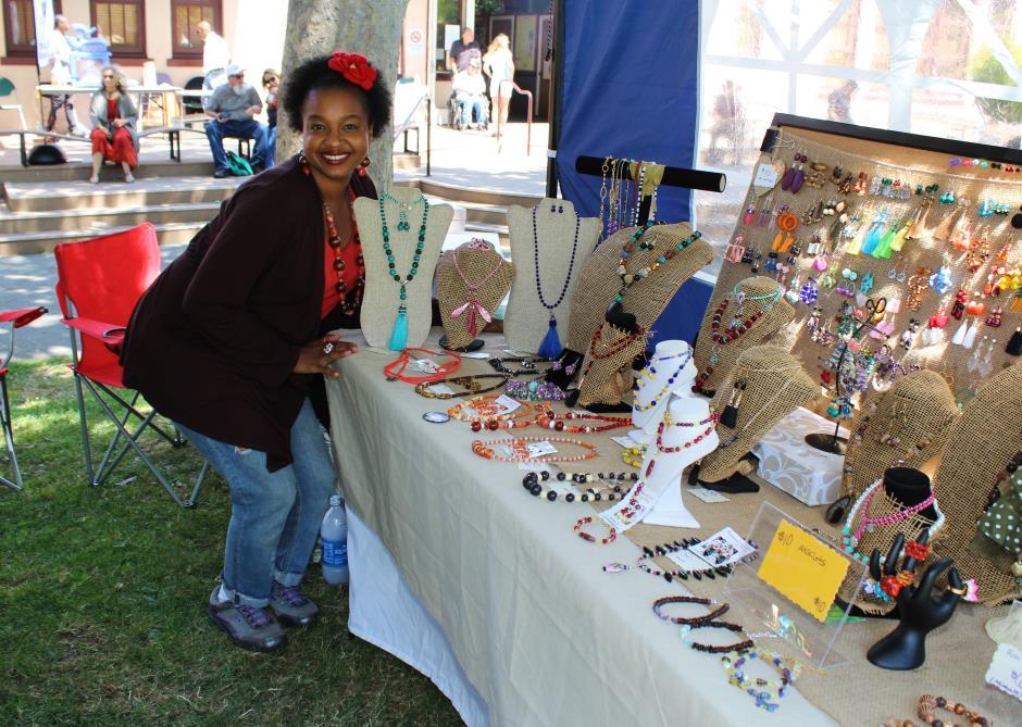 Juneteenth vendor