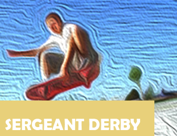 Sergeant Derby Icon