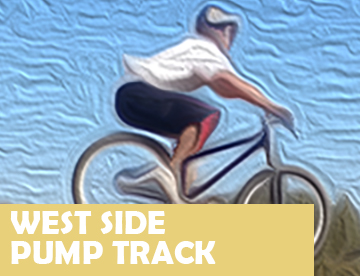 West side Pump Track Icon
