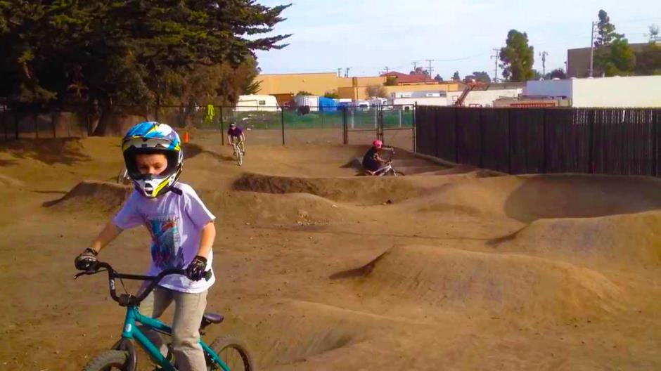 west side pump track