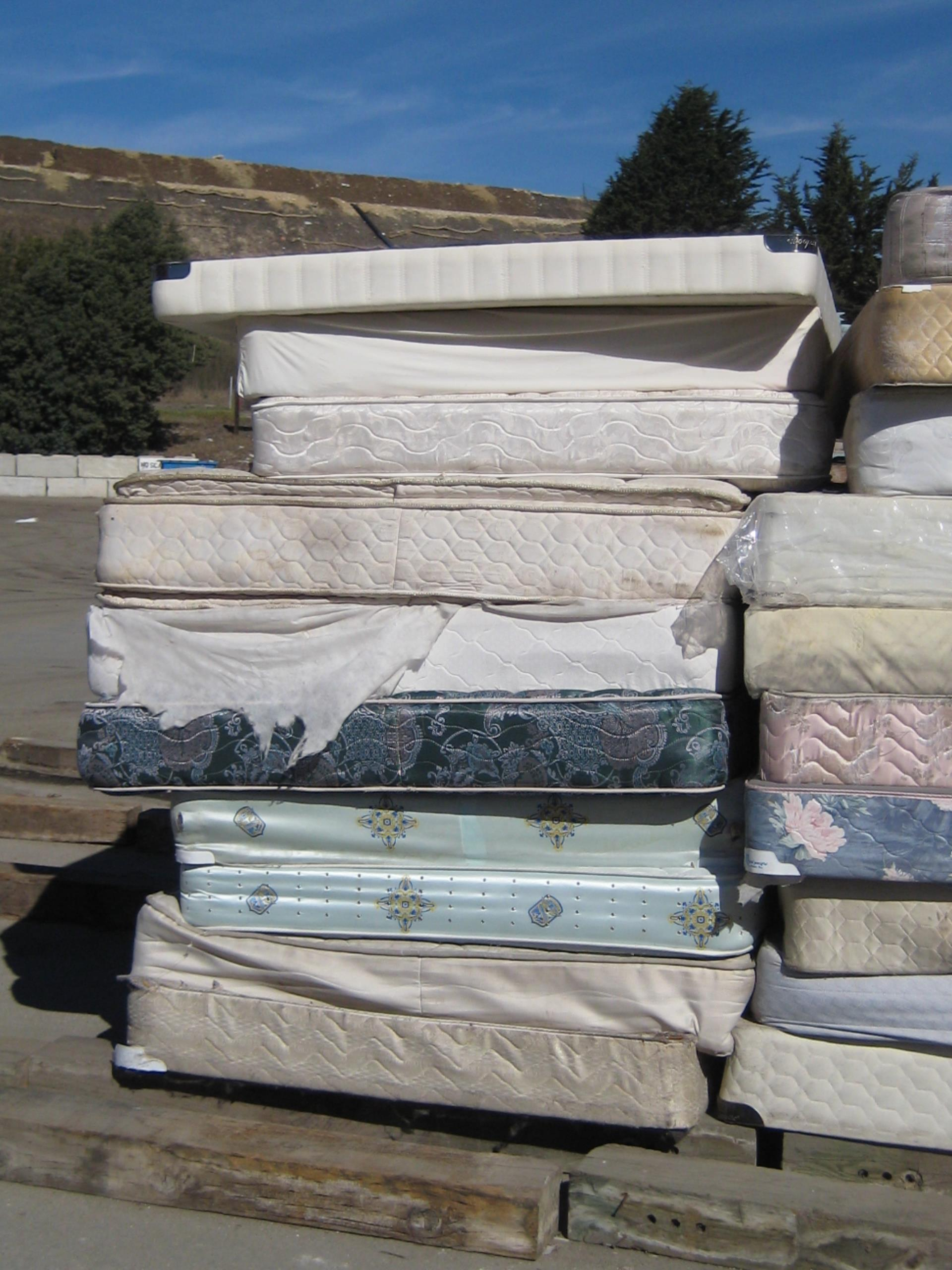 recycle mattresses