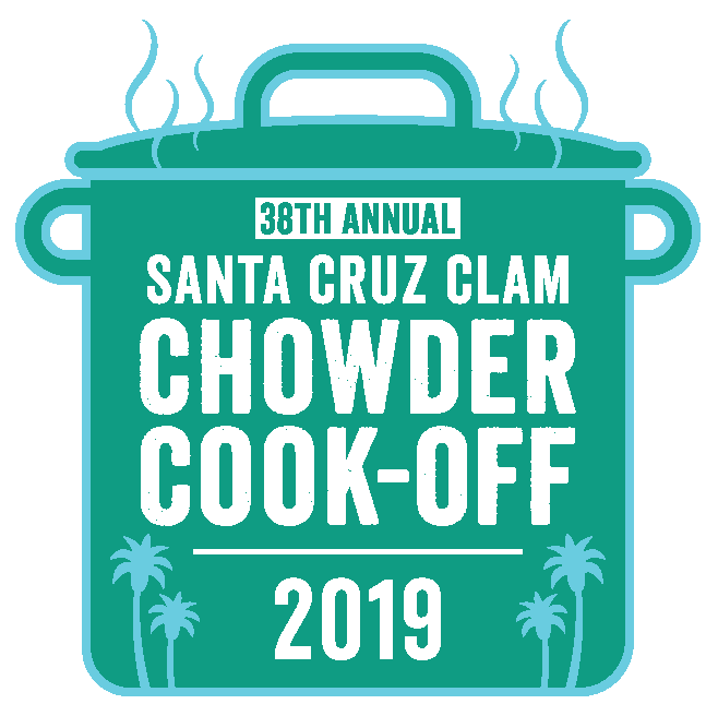 Clam Chowder Cook Off 2019 logo