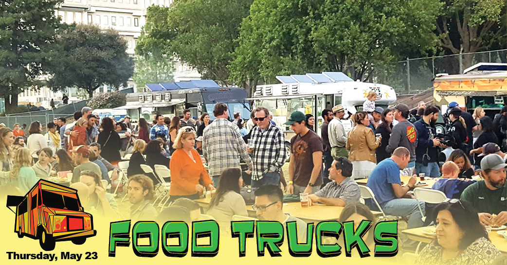 Food Trucks May 23