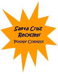 Santa Cruz Recycles Contest Star