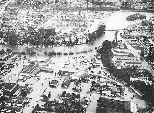 1955 Santa Cruz Flood