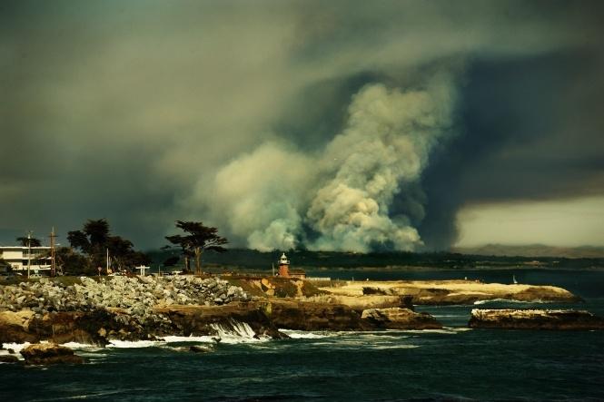 Historical Disasters City Of Santa Cruz