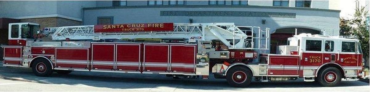 Santa Cruz Fire Department | City of Santa Cruz