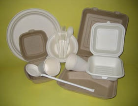 Biodegradable Containters