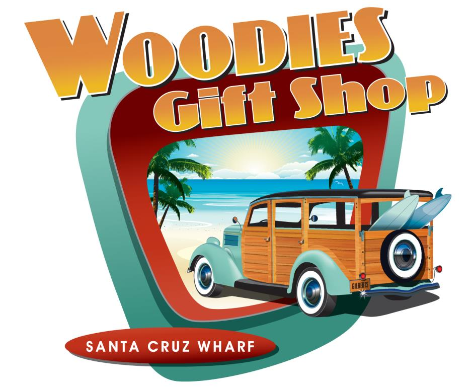Woodies gifts logo